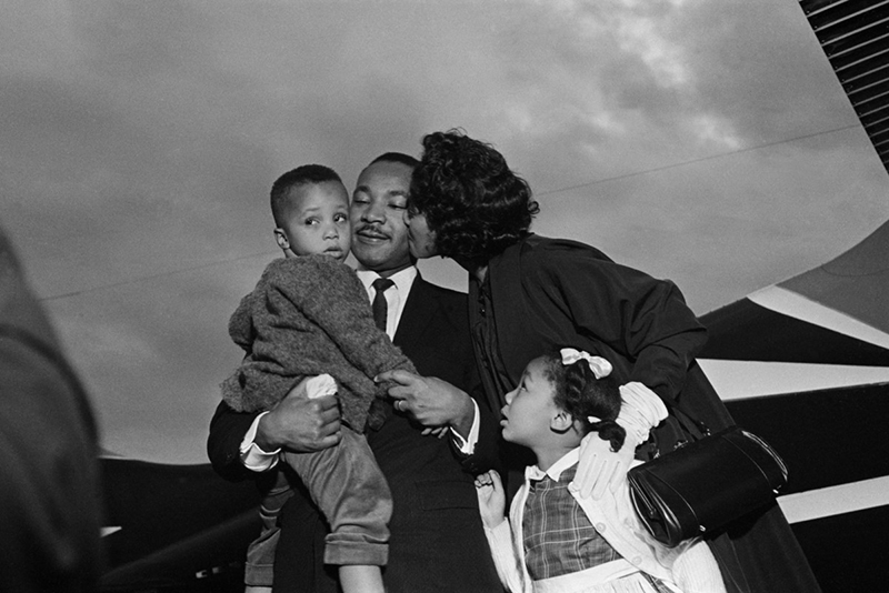 MLK and Parenthood