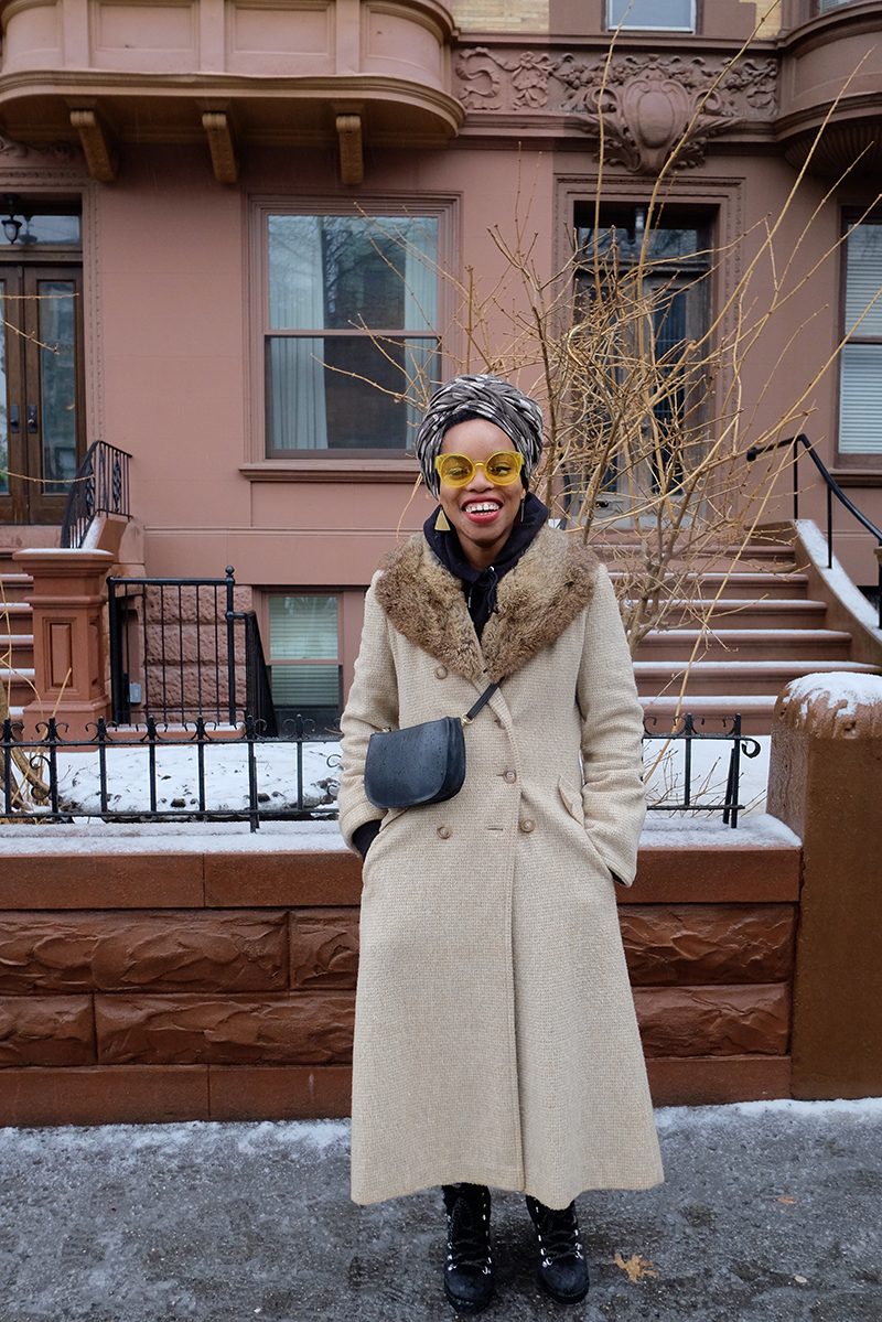My Styling Trick For A Winter Funk