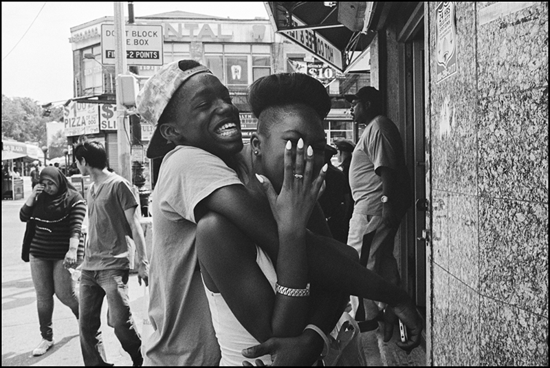 On Growing Up In Brooklyn