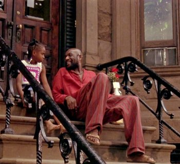 Finding My Community On My Grandmother's Stoop