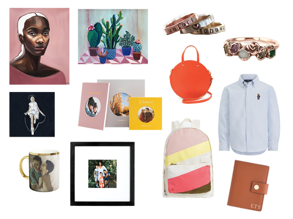 Gift Guide: Custom Things For Your Special People