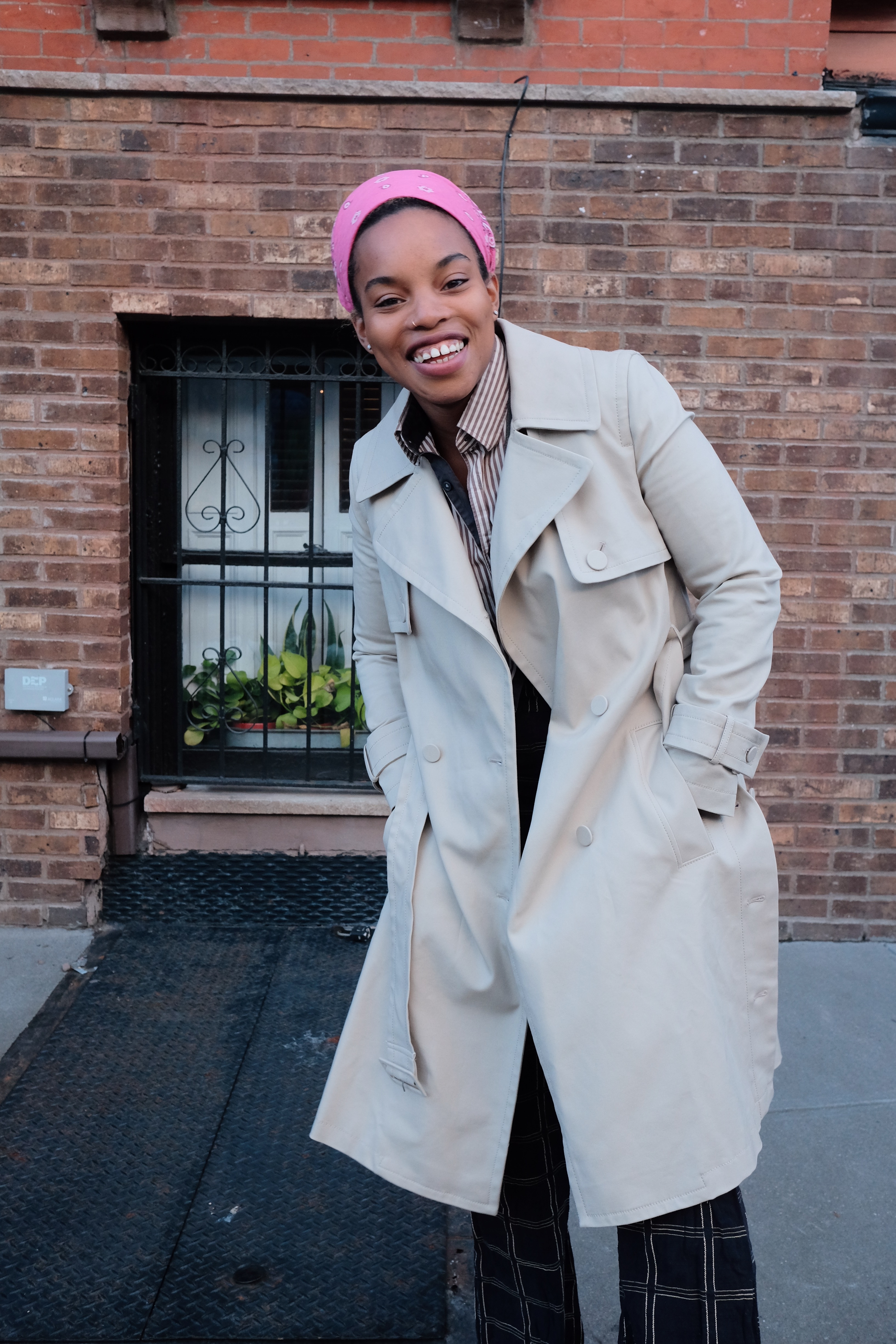 What To Wear When: It's Trench Coat Weather