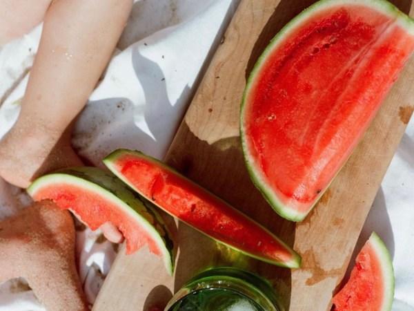 Friday's Inspiration (& Heat Wave Recipe)
