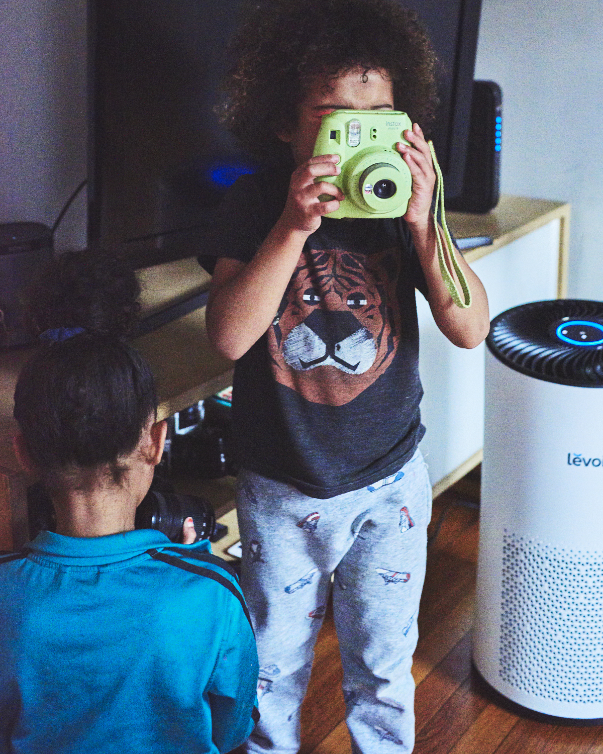 On Approaching Photography With Kids