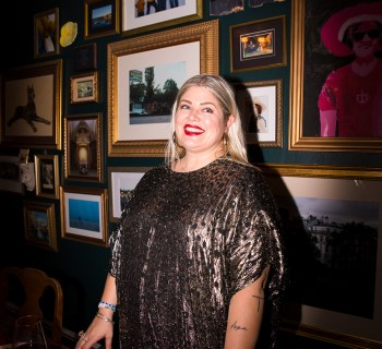 On Prioritizing Style, Vintage, And Entertaining In A Plus Size Way