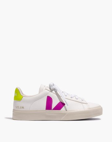 Veja Leather Campo Sneakers