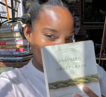 A Book A Month: Braiding Sweetgrass