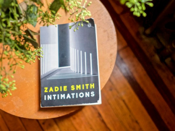 A Book A Month: Intimations
