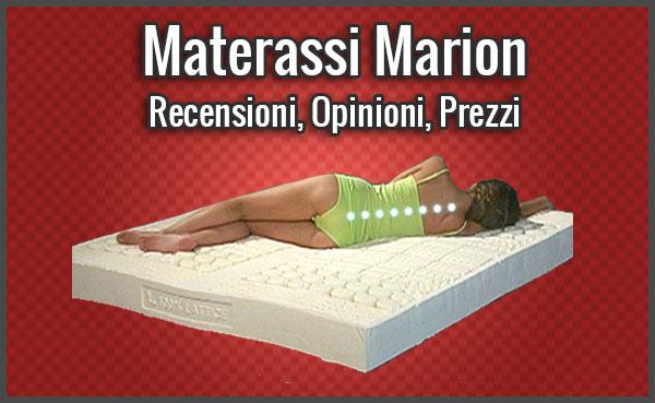 Materassi Marion  Recensioni Opinioni Prezzi Novembre