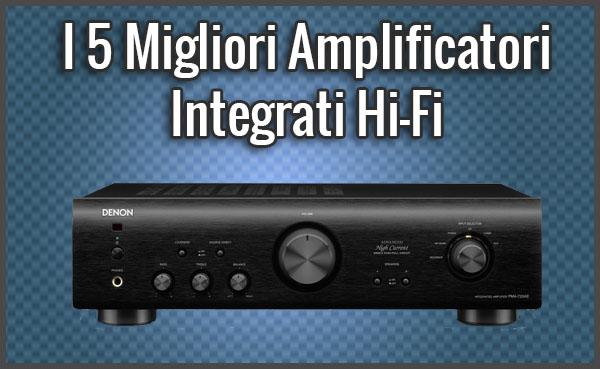 I 5 Migliori Stereo Hifi Compatti e Mini  Recensioni