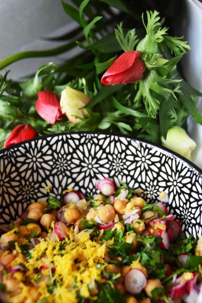 salade cecile galerie