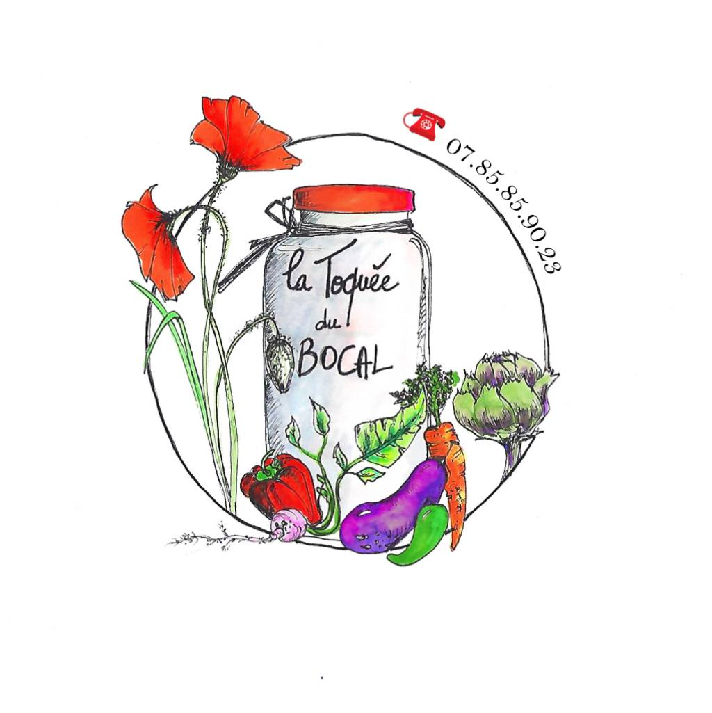 La toquée du Bocal, repas faits maison, à base de produits frais et sains, plats végétariens, livraison ou retrait à Revel 31250
