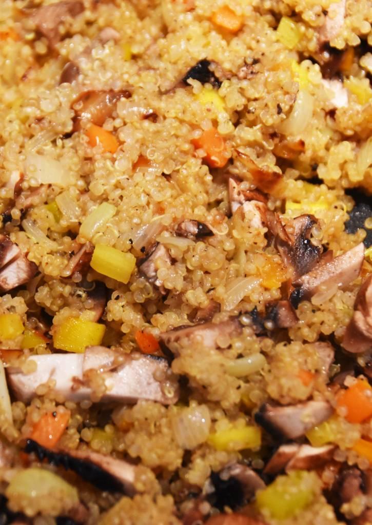 salade quinoa bocal miramas