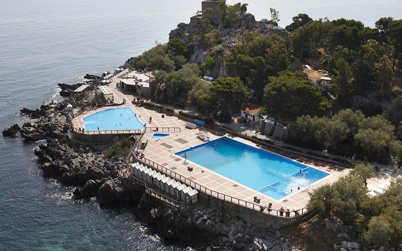 Splendid Hotel La Torre  4 stelle sul mare a Palermo