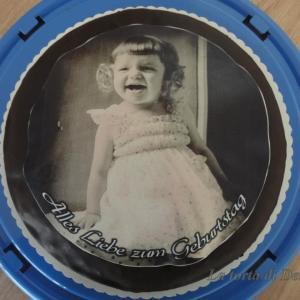 Meine erste Torte