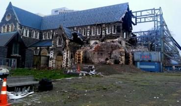 Christchurch. Catedral