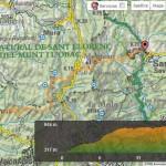 Tot Caminant: GR5  Rellinars – Sant Llorenç Savall