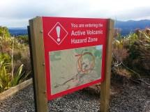 Nos avisan de la actividad volcánica