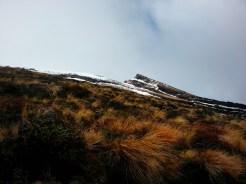 Nos quedamos sin ver el Monte del Destino