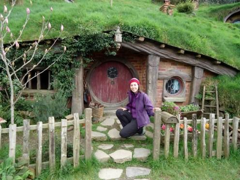 Hobbit girl