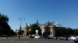París. Avenida de los Campos Elíseos