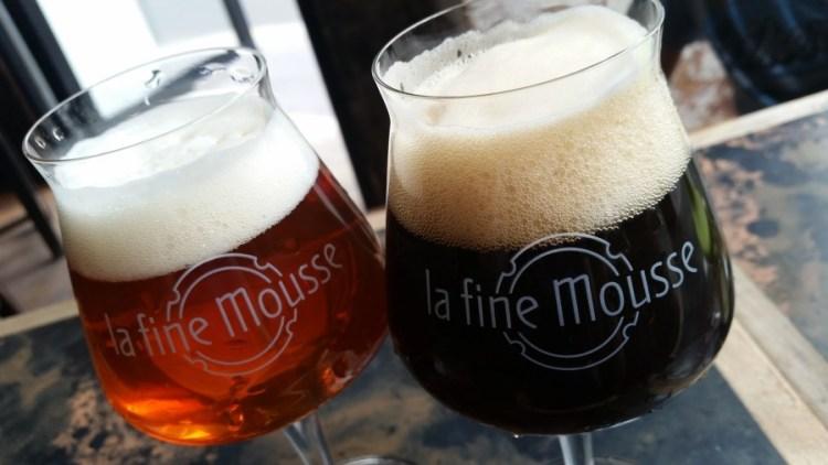 Le Fine Mousse - París