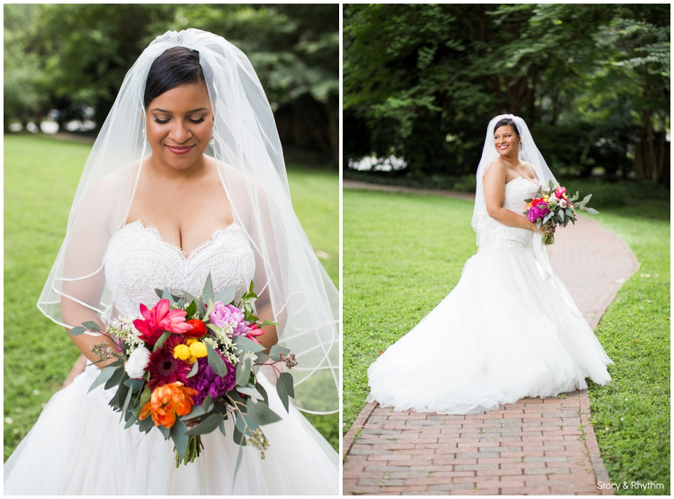 Chapel Hill Wedding DJ and photographer