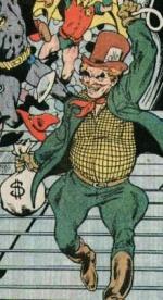 Chapelier Fou (comics) : chapelier, (comics), Chapelier, (DCAU), Héros
