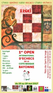 1er Open de la Côte Basque
