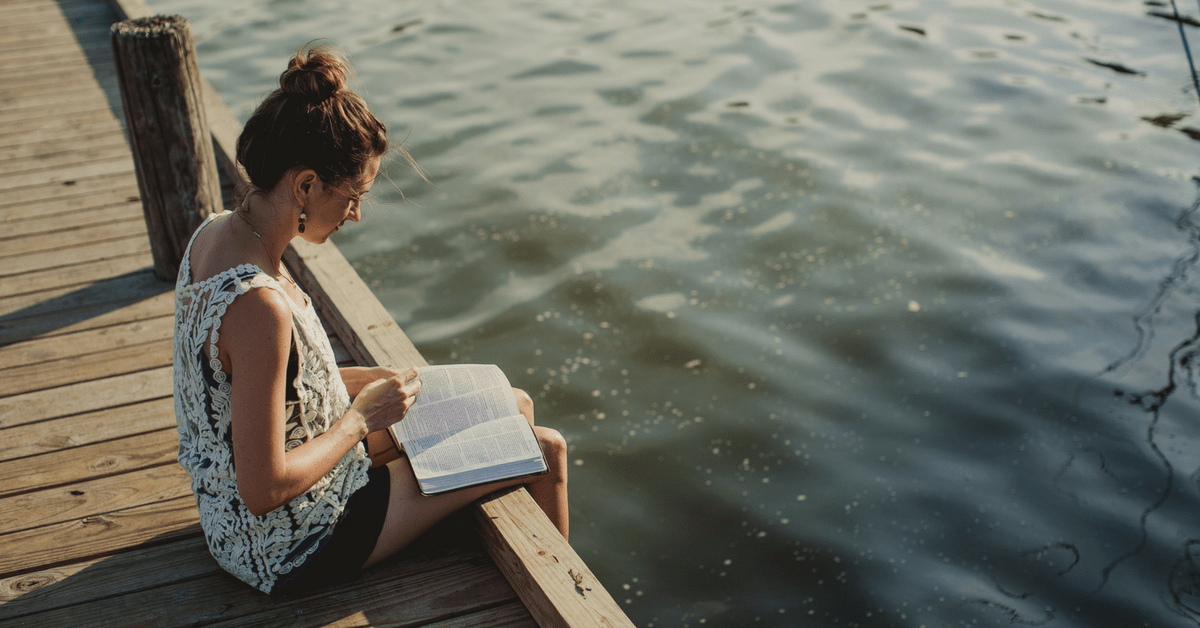 Bible Study Tips for Christian Women Who Want to Go Deeper with God