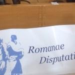 Romanae disputationes_la traccia