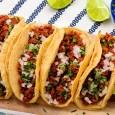Chorizo (3 tacos)