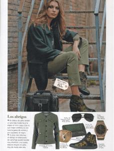 Barada Luxury en la revista Clara
