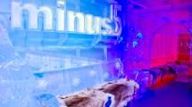 Minus 5 Ice Bar Las Vegas
