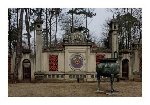 Mémorial Vietnamien jardin tropical bois de Vincennes