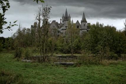 Château Miranda façade arrière