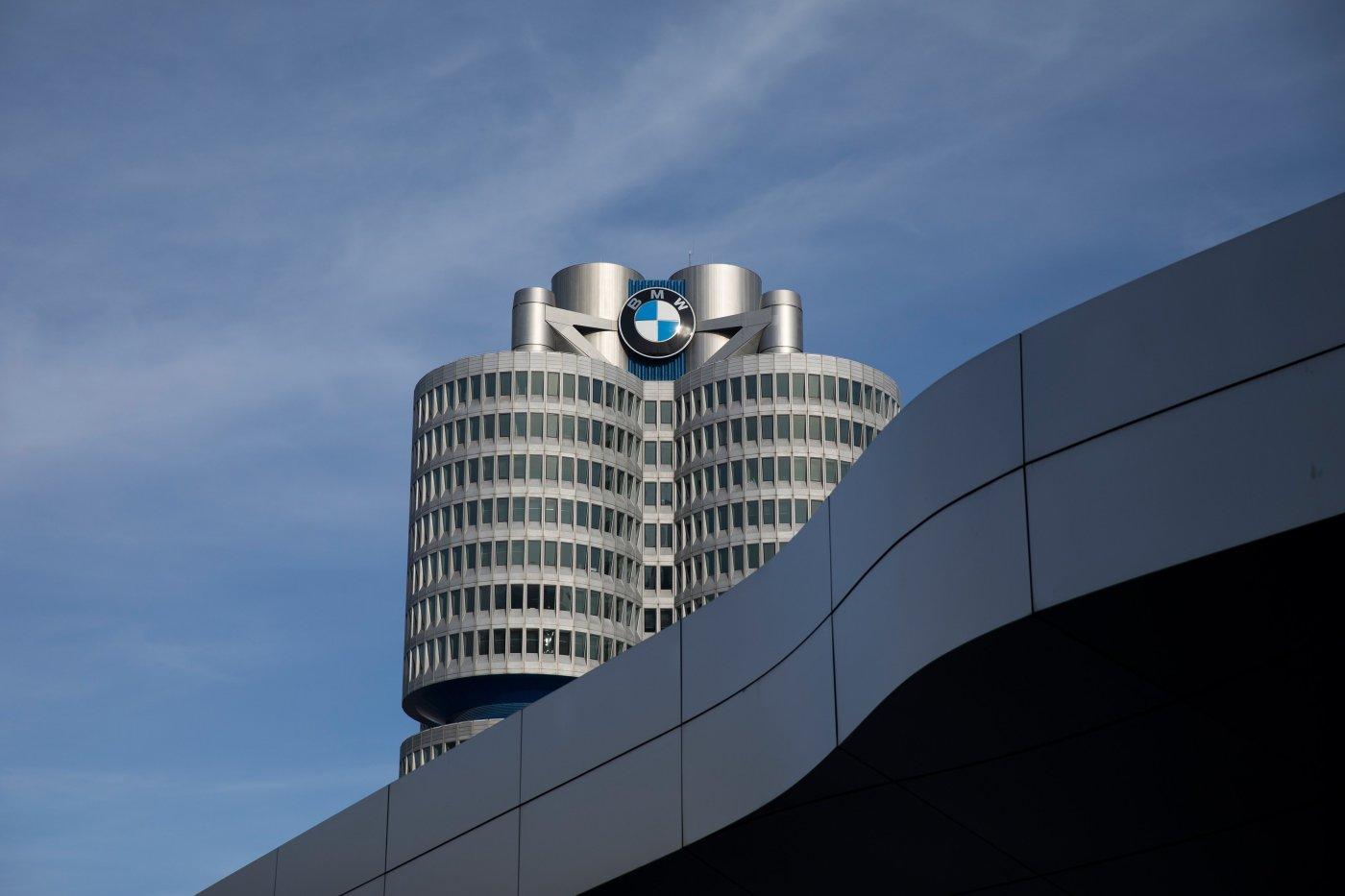 Oficinas de BMW