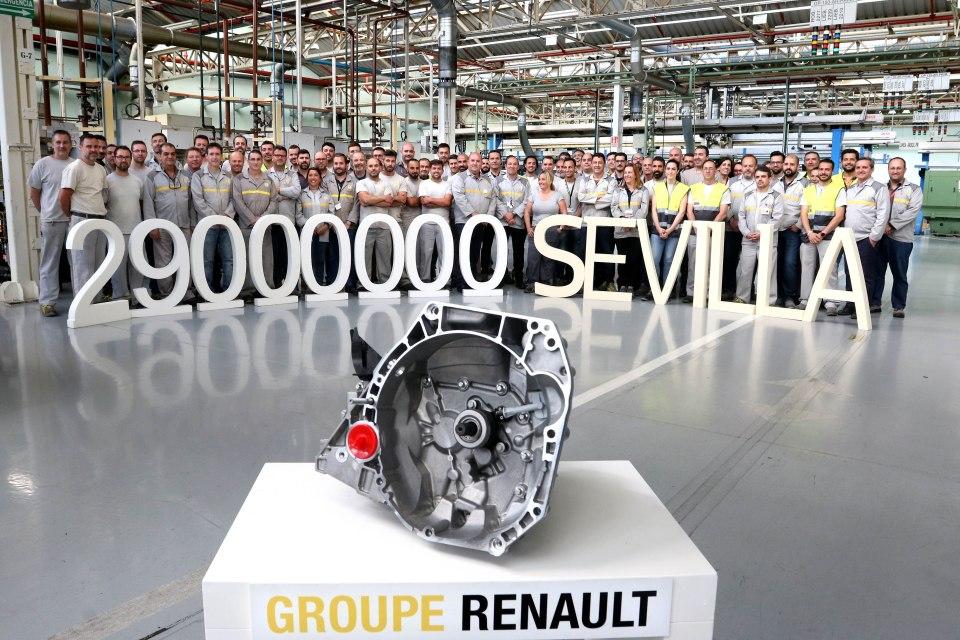 Renault Sevilla