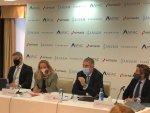 Rueda de prensa conjunta de Anfac, Sernauto, Faconauto y Ganvam.