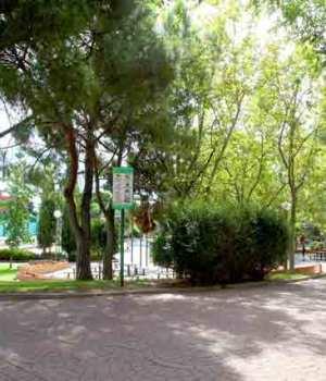 parques públicos alcobendas