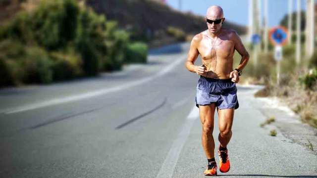 como respirar adecuadamente al correr