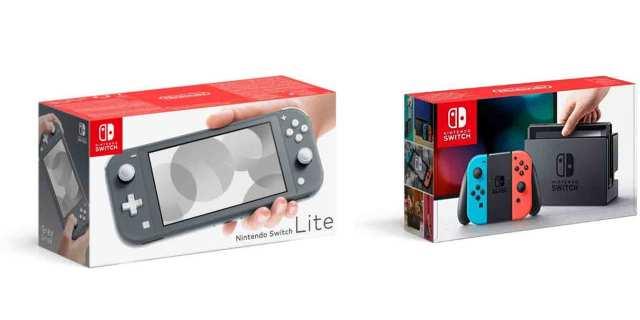 Nintendo switch o Nintendo switch lite