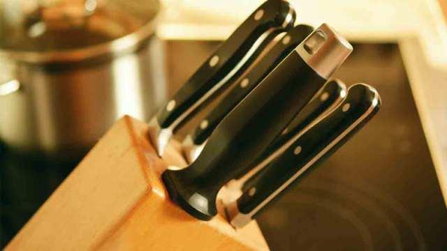 como elegir un buen cuchillo