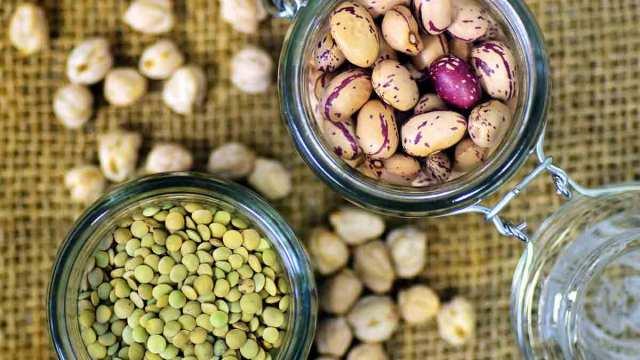 legumbres, que son, beneficios y propiedades nutrcionales