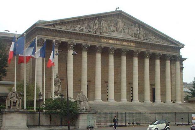 Palais Bourbon Assemblee nationale 620px