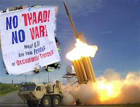 Corée du Sud THAAD déploiement américain USA