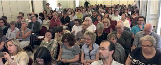Italie enseignants