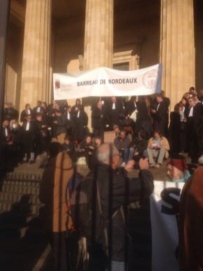 Les avocats de Bordeaux