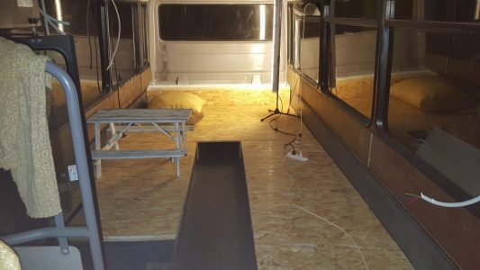 plancher chambres
