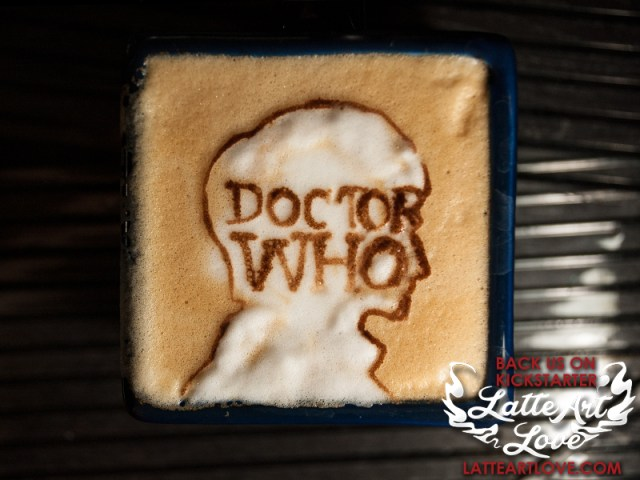 Latte Art - Second Doctor